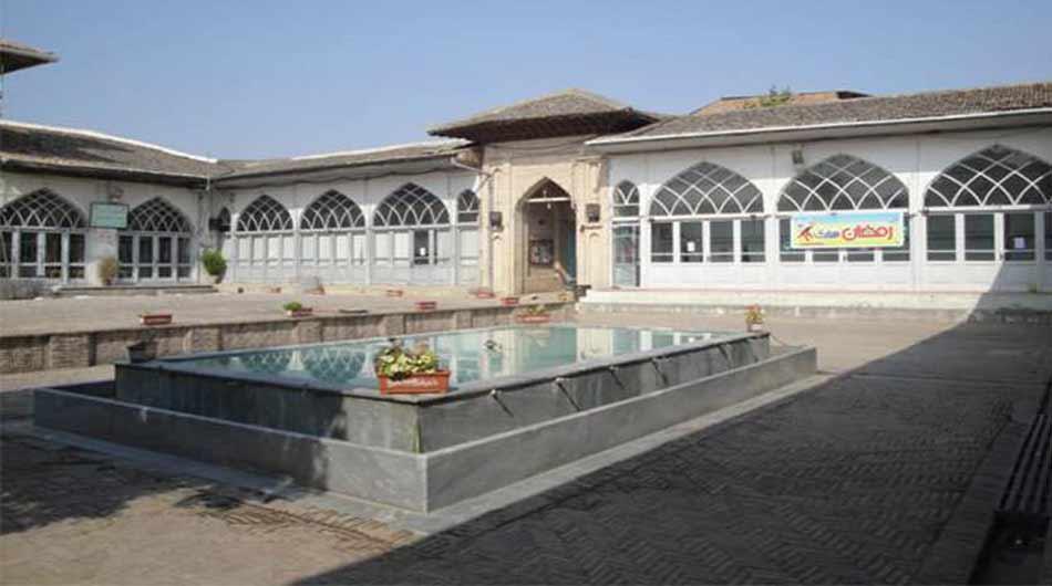 مسجد-جامع-ساری