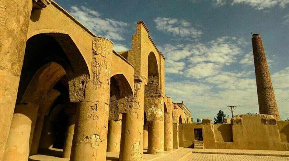 Chehel-Sotoun-Mosque