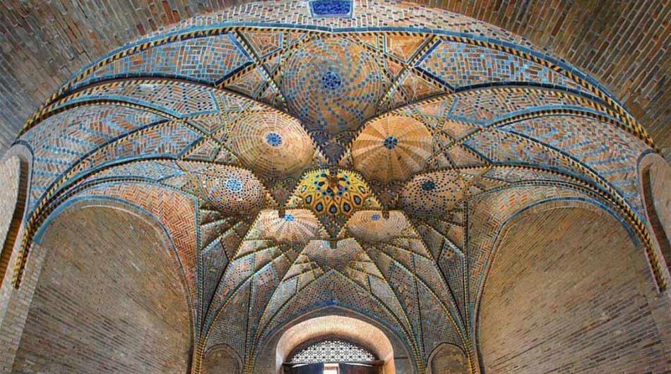 Jameh-Mosque-of-Qazvin