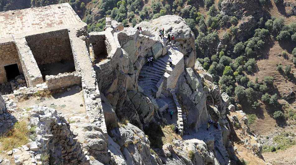 Khoramdin-Castle