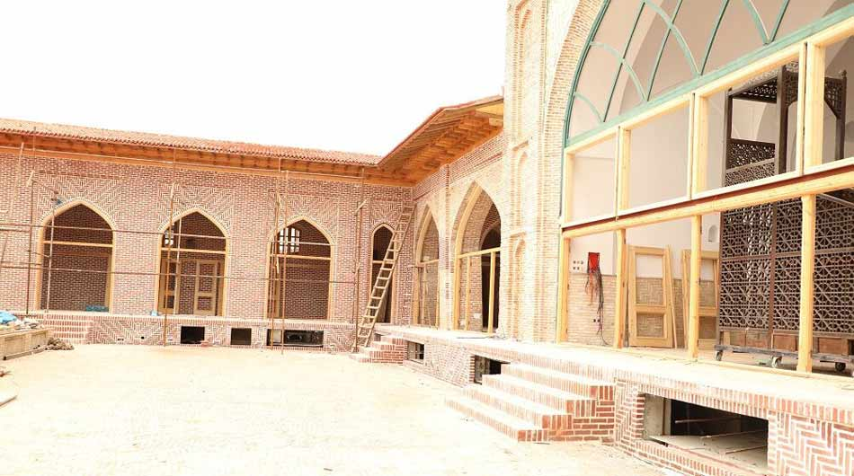 Sari-Jameh-Mosque