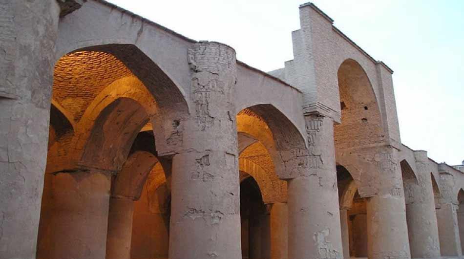 Tarikhaneh-Mosque