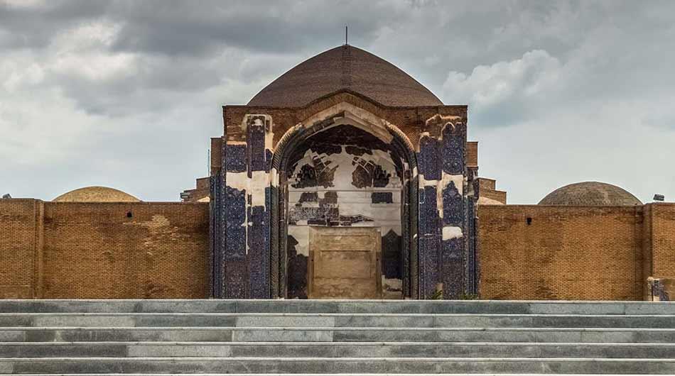 مسجد-آبی-تبریز