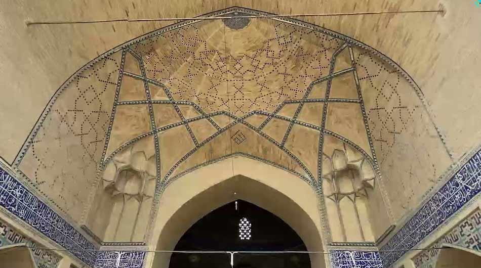 مسجد-آقانور-اصفهان