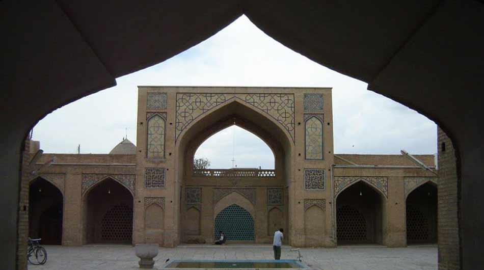 مسجد-آقانور