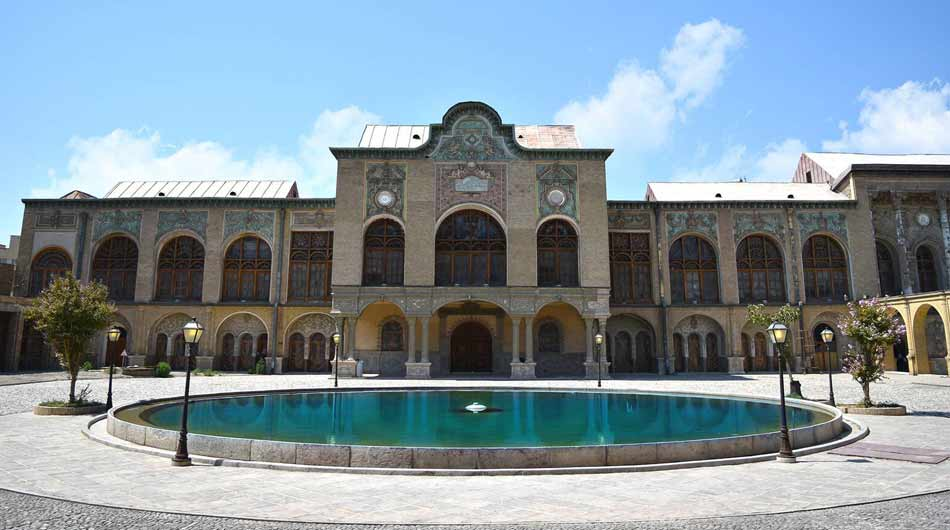 Baharestan-Square