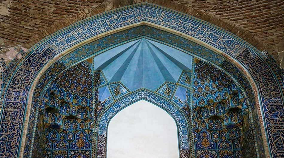 Kabud-Mosque