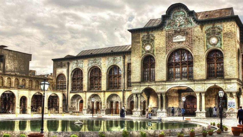 Masoudie-Palace