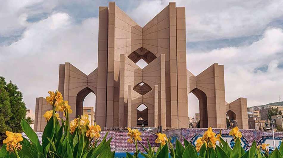 مقبره-الشعرای-تبریز
