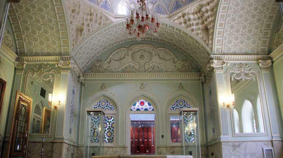 Mirror-Museum-Yazd
