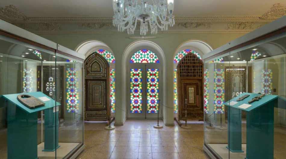 Mirror-and-Lighting-Museum-of-Yazd