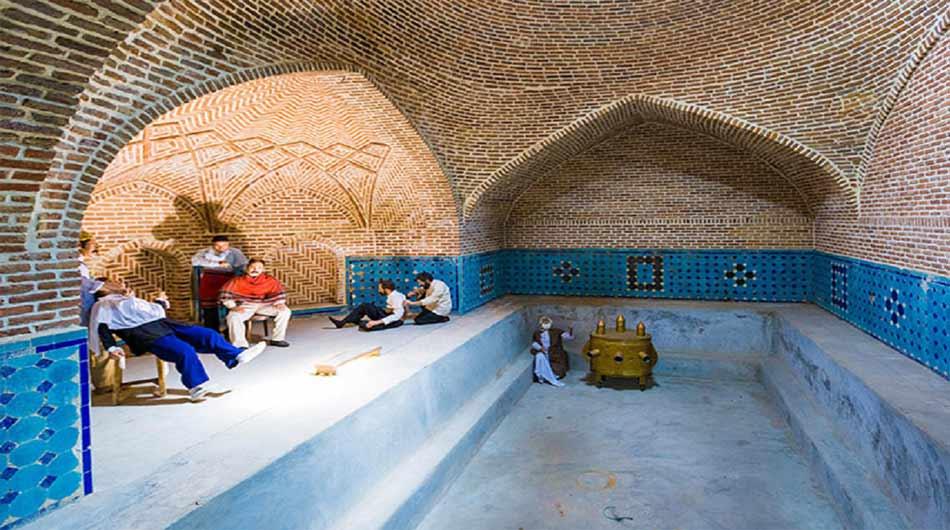 Qajar-Bathhouse