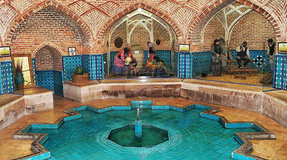 Qajar-bath