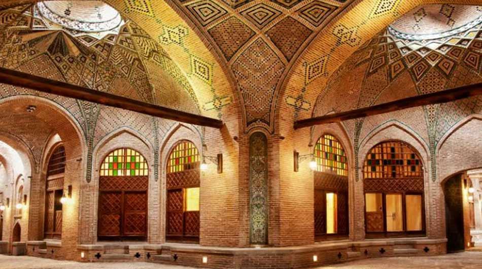Sa'd-al-Saltaneh-Caravanserai